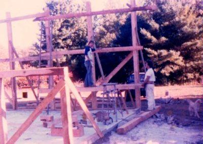 JPS - barn raising