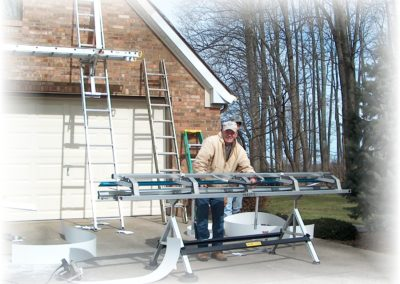 Mendell Davidson - Saw-Men Construction